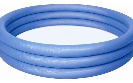 Bazén Bestway nafukovací, 3 barvy (červená, zelená, modrá), průměr 152 cm, výška 30 cm