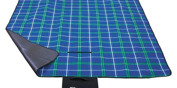 Pikniková deka Spokey Checkered 150 x 180 cm