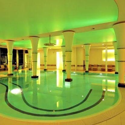 Termální a stylový 4* hotel severní Itálie v blízkosti moře. Ideální dovolená a relax