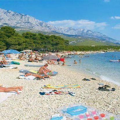 Na 8 dní do Chorvatska s all inclusive