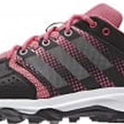 Dámské běžecké boty adidas Performance Galaxy Trail W 40 BAHPNK/FTWWHT/RAYPNK