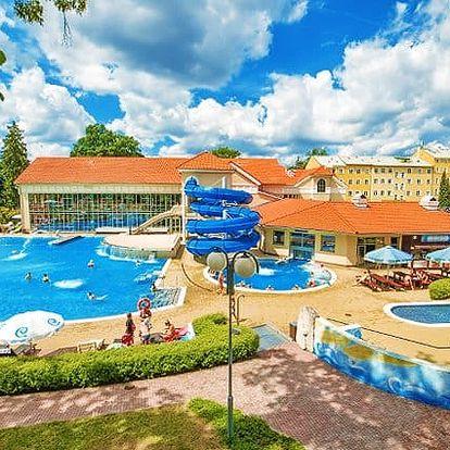 8denní seniorský pobyt pro 1 v Lázeňském hotelu PAWLIK**** ve Františkových Lázních