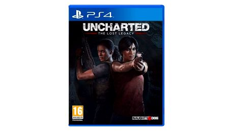 Uncharted: The Lost Legacy (PS4) + Kniha The Art of Uncharted Trilogy v ceně 1199 Kč
