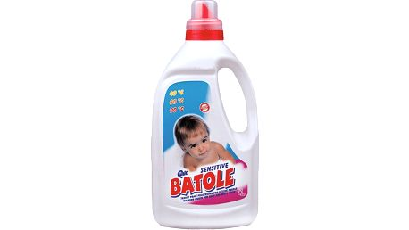 QALT Batole Sensitive 4 l - prací gel