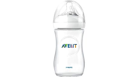 AVENT Láhev 260 ml Natural 1m+, (PP)