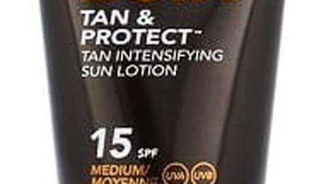 PIZ BUIN Tan & Protect 150 ml opalovací přípravek na tělo W