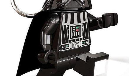 Svítící klíčenka LEGO® Darth Vader