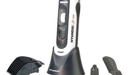 Zastřihovač vlasů Hyundai HC 103 šedý/bílý