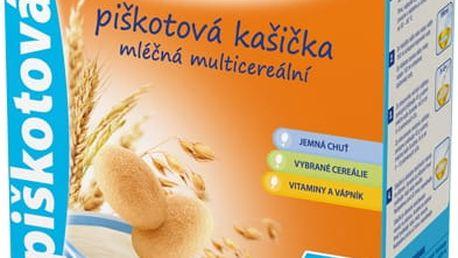 SUNÁREK Piškotová kašička (225 g) - mléčná kaše