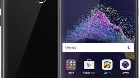 Huawei P9 Lite 2017, Dual SIM, černá - SP-P9L17DSBOM + Zdarma Huawei Original BT reproduktor AM08 Gold (EU Blister) (v ceně 699,-)