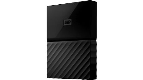 WD My Passport - 2TB, černá - WDBYFT0020BBK-WESN