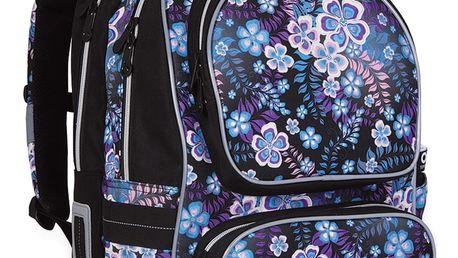 Školní batoh Topgal CHI 746 A - Black