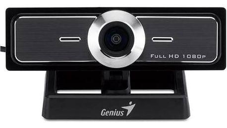 Webkamera Genius WideCam F100 Full HD (32200312100) černá + Doprava zdarma