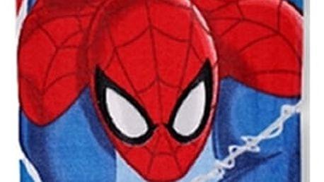 Dětský set osušek Disney ze 100% bavlny, 2 motivy - Minnie a Spiderman z příjemného materiálu.