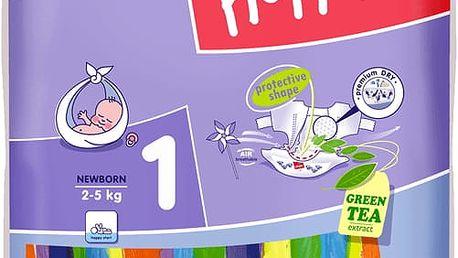 BELLA HAPPY Newborn 1 (2-5 kg) 42ks - jednorázové pleny