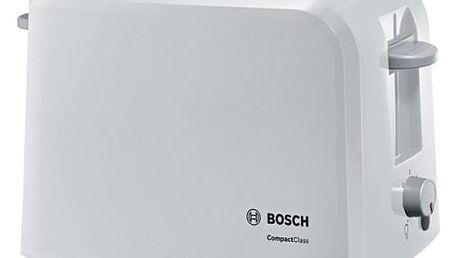Opékač topinek Bosch TAT3A011 bílý
