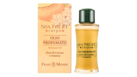 Frais Monde Spa Fruit Cotton Flower And Orange 10 ml parfémovaný olej pro ženy