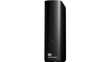 WD Elements Desktop - 5TB - WDBWLG0050HBK-EESN