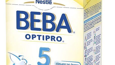 NESTLÉ BEBA OPTIPRO 5 (600 g) - kojenecké mléko
