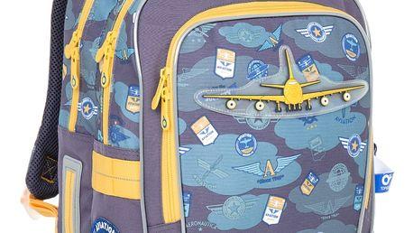 Školní batoh Topgal CHI 789 D - Blue