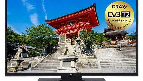 Televize JVC LT-32VH52J černá