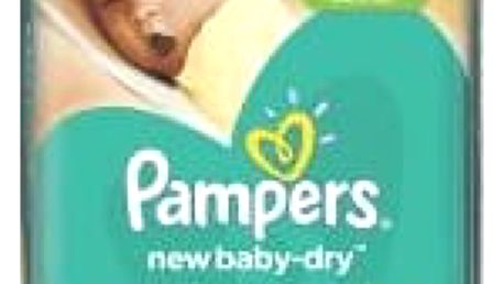 PAMPERS New Baby-Dry 1 NEWBORN 2-5 kg 43 kusů