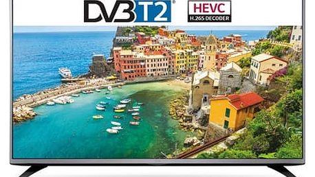 Televize LG 49LH541V stříbrná