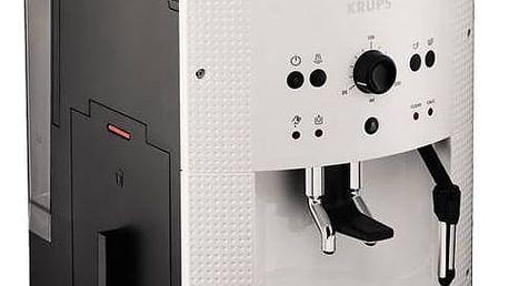 Espresso Krups EA8105 černé/bílé + Doprava zdarma