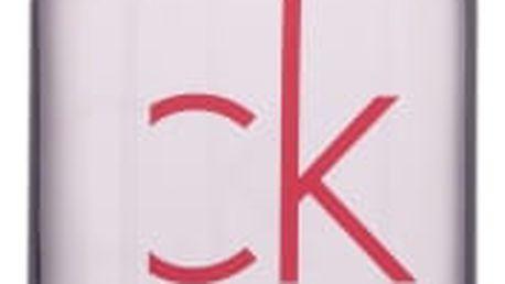 Calvin Klein CK One Red Edition For Her 50 ml toaletní voda pro ženy