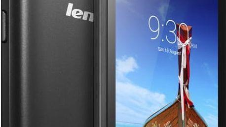 Lenovo A1000 - 8GB, Dual Sim, černá - PA1R0033CZ