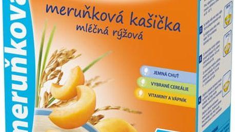 SUNÁREK Meruňková kašička (225 g) - mléčná kaše
