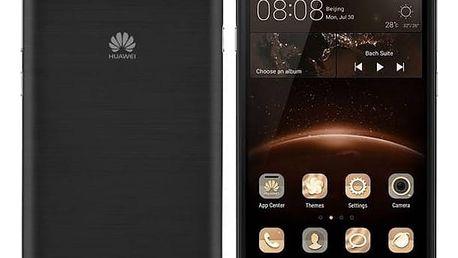 Mobilní telefon Huawei Y5 II Dual Sim (SP-Y5IIDSBOM) černý Software F-Secure SAFE 6 měsíců pro 3 zařízení (zdarma) + Doprava zdarma