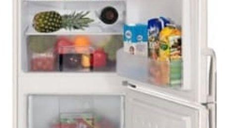 Kombinace chladničky s mrazničkou Beko CSA 29022 bílá