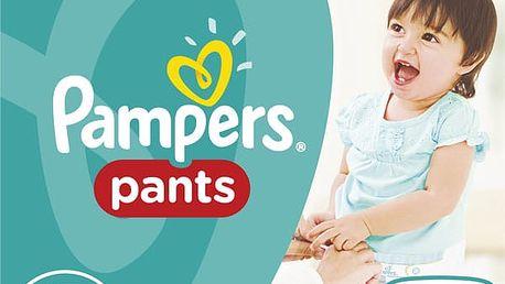 PAMPERS Pants 5, 96ks (12-18kg) MEGA Box, MĚSÍČNÍ ZÁSOBA - plenkové kalhotky