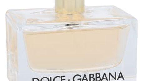 Dolce & Gabbana The One 75 ml parfémovaná voda tester pro ženy