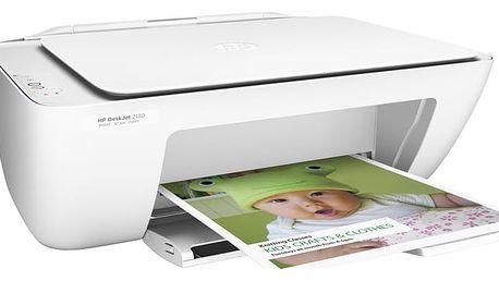 HP Deskjet Ink Advantage 2130 - F5S40B + HP pastelky