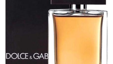 Dolce & Gabbana The One For Men 100 ml toaletní voda tester pro muže