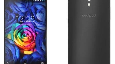 Mobilní telefon Coolpad Porto S E570 (A10001754) šedý