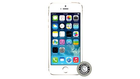 Screenshield ochrana displeje Tempered Glass pro Apple iPhone 5/5S/5C/SE - APP-TGIPH5S-D