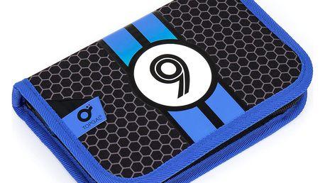 Školní pouzdro Topgal CHI 812 D - Blue