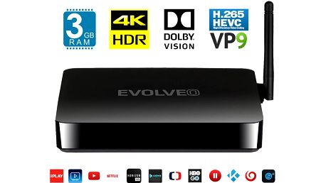 Evolveo Android Box H8 - ABOX-H8-HDR