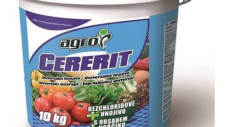 Hnojivo Agro Cererit kbelík 10 kg