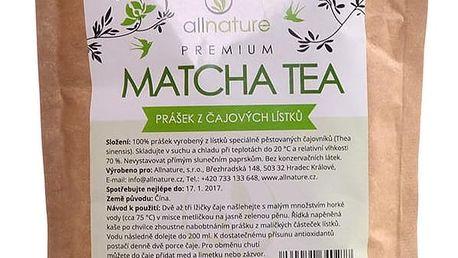 Allnature Premium Matcha Tea 100 g
