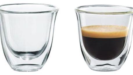 Příslušenství DeLonghi Skleničky espresso