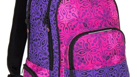 Studentský batoh Topgal HIT 861 I - Violet