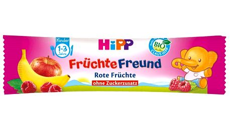 HIPP BIO Tyčinka Červené ovoce (25 g)