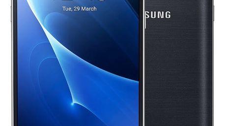 Samsung Galaxy J5 (2016) LTE, černá - SM-J510FZKUETL + Zdarma GSM reproduktor Accent Funky Sound, červená (v ceně 299,-)