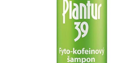 Plantur 39 Fyto-kofeinový šampon pro barvené a poškozené vlasy 250 ml