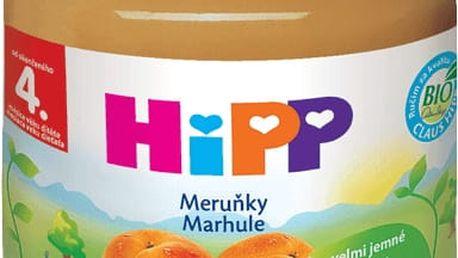 HIPP BIO s meruňkami (125 g) - ovocný příkrm