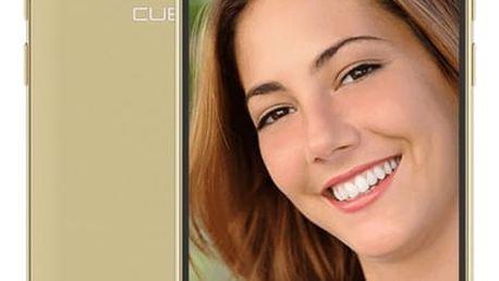 Mobilní telefon CUBOT Note S Dual SIM (MTOSCTNOTS051) zlatý